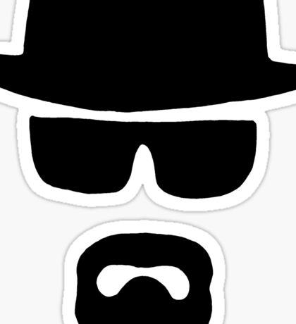 Heisenberg Sticker