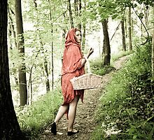 Little Red Riding Hood by redhairedgirl