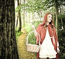 Little Red Riding Hood 2 by redhairedgirl
