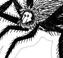Spider Guy Sticker