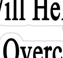 This Illustrator Will Help You Overcome Cancer Sticker