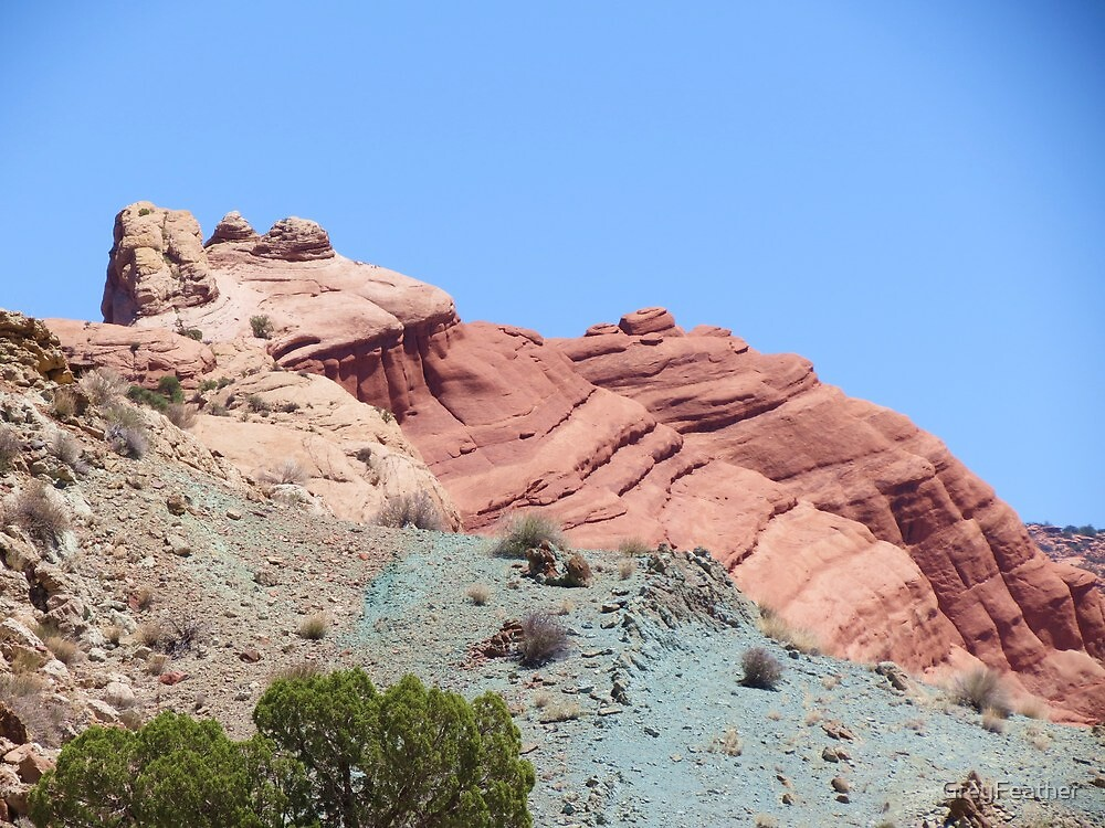 Arches National Park-Utah by GreyFeather