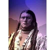 Juan Jose - Pueblo Santa Clara Photographic Print