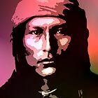 Naichez - Chiricahua Apache by lisaberton