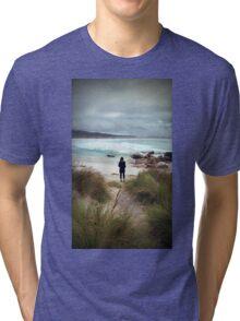 Ocean Air Tri-blend T-Shirt