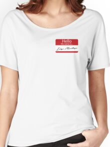 Hello, My Name is... Inigo Montoya Women's Relaxed Fit T-Shirt