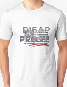 Disapprove Typo Patriot T-Shirt