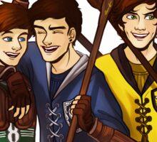 Quidditch Sticker