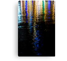 Water Colours II Canvas Print