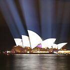 Rays Of Light Upon Opera House by normanorly