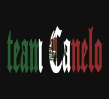 Team Canelo Alvarez One Piece - Long Sleeve