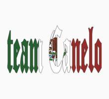 Team Canelo Alvarez Kids Tee