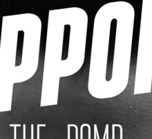 Support The_Pomp. Sticker