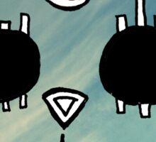 -Cat- Sticker