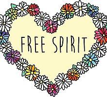Free Spirit Daisies by shebandit