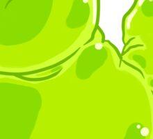 Slime Kitty Sticker