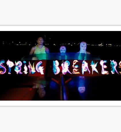 Spring Breakers Sticker