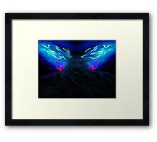 ©AS-NLE Alien VII Framed Print
