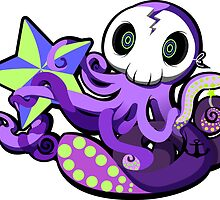 Purple Octostar by mini-niji