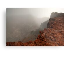 The Red Crater, Mt Ngauruhoe Metal Print