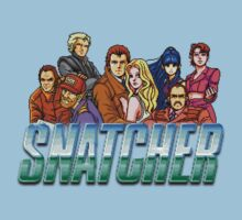 Snatcher Crew - Pixel Glitch by p13t3rm