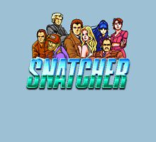 Snatcher Crew - Pixel Glitch Unisex T-Shirt
