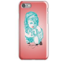 Dainty & Indelicate iPhone Case/Skin