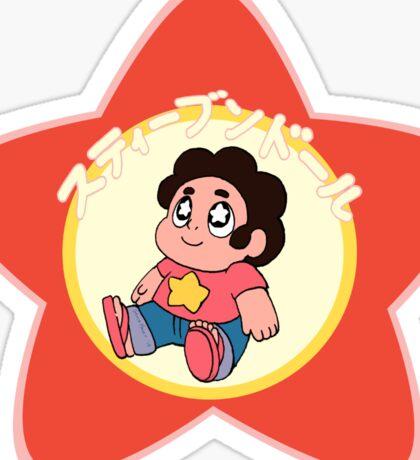 Steven Gem Doll Sticker Sticker