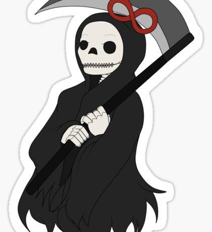 Ribbon Reaper Sticker