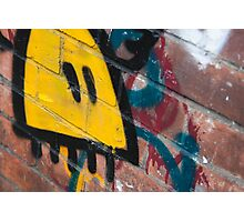 Berlin Graffiti Photographic Print