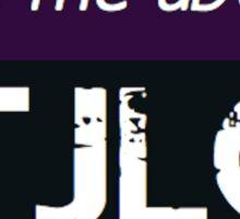 TJLC tags Sticker
