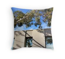 gumtree reflections Throw Pillow