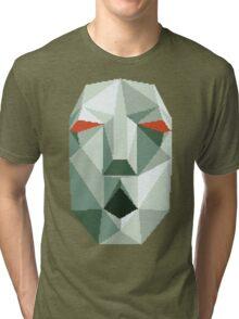 Andross - Pixel Glitch Tri-blend T-Shirt