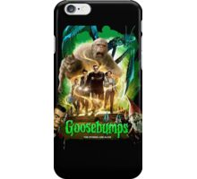 goosebumps the movie iPhone Case/Skin