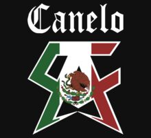Saul Alvarez Canelo One Piece - Long Sleeve