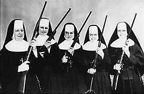 "Nuns with Guns or ""The Nuns of Navarone"". by Ian A. Hawkins"
