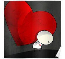 Heavy Love - T-Shirt Poster