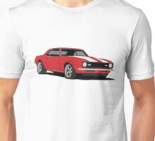 '68 Camaro Z28 Unisex T-Shirt