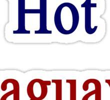 I Love My Hot Paraguayan Girlfriend  Sticker