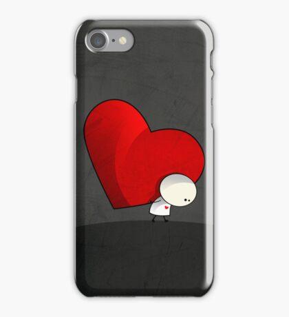 Heavy Love - T-Shirt iPhone Case/Skin