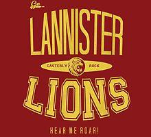 Team Lannister by waerlogas