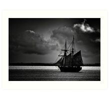 Ahoy There Art Print