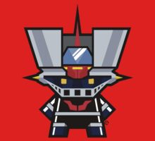 Mekkachibi Mazinger Z One Piece - Long Sleeve