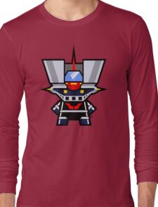 Mekkachibi Mazinger Z Long Sleeve T-Shirt