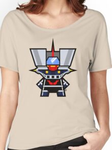 Mekkachibi Mazinger Z Women's Relaxed Fit T-Shirt