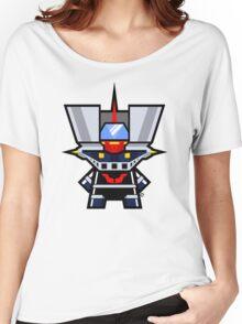 Mekkachibi Mazinger Z Women's Relaxed Fit T-Shirt