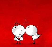 Kiss me by Media Jamshidi