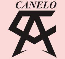 Canelo Logo #2 One Piece - Long Sleeve
