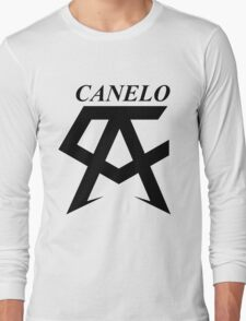 Canelo Logo #2 Long Sleeve T-Shirt