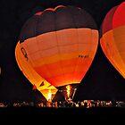 Hot Air Balloon Regatta by JaninesWorld